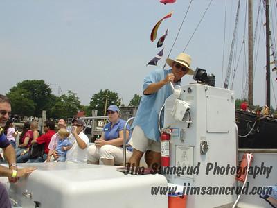 Mystic Seaport July 4, 2006