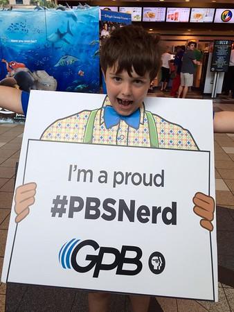 PBS Nerd Photo Contest