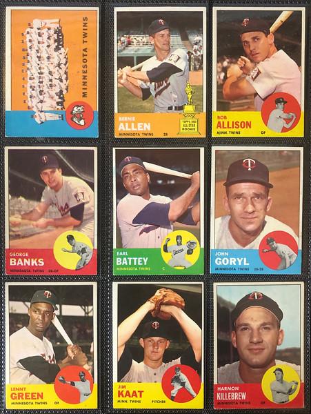 1963 Twins Team Set 01.jpg