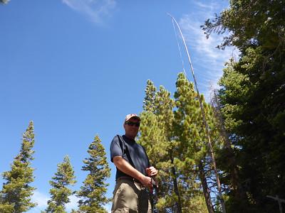 Prosser Hill (W6/NS-236) SOTA Activation 8/16/2013
