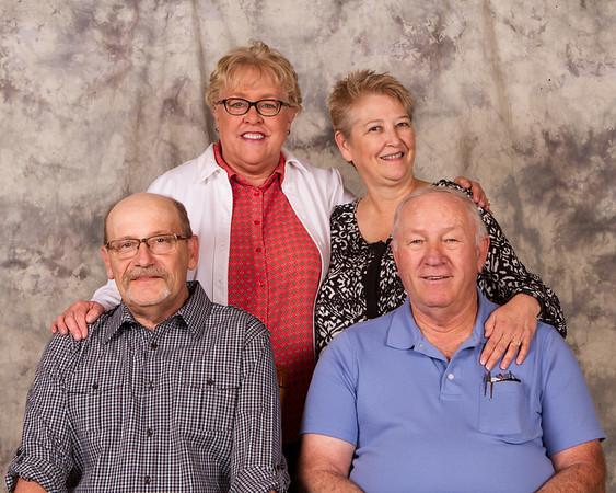 Bailey-Marszalek Family Portraits