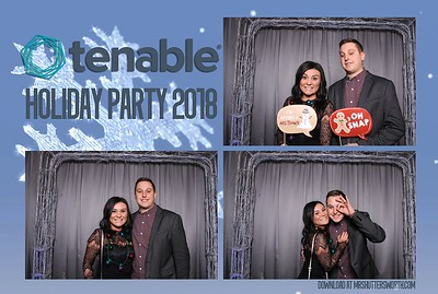Tenable Holiday Party