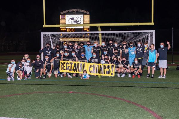 20210223 Boys Soccer Region Title
