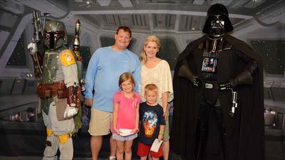 Disney World 2015
