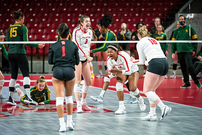 2021-Mar-18 NCAA Volleyball | Houston Cougars v Baylor Bears