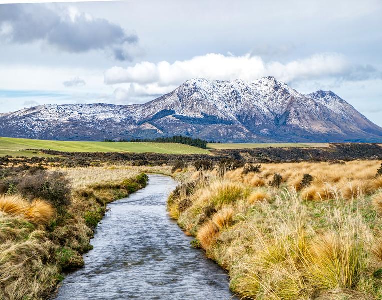 Hiking Around Mount Cook