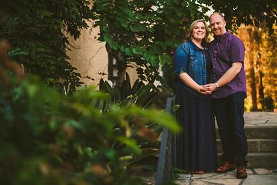 Monica + Titus - Engagement