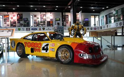 NZ National Motor Racing Museum - Cromwell, NZ.