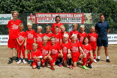liverpool way football camp 2018