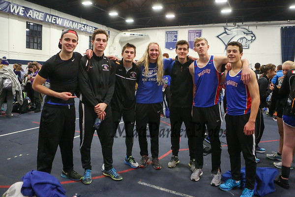 2016-12-18 WHS Indoor Winter Track @ UNH