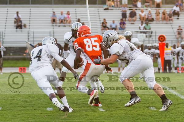 Boone Varsity Football #85 - 2012