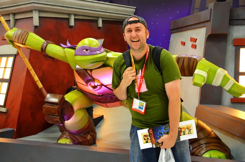 Donatello & I