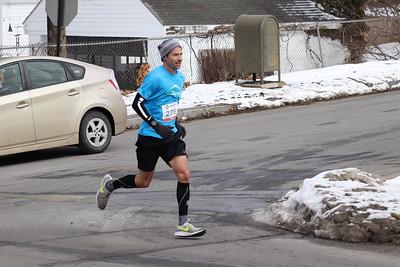 Stu's 30K 2019 - Final Hill and Finish