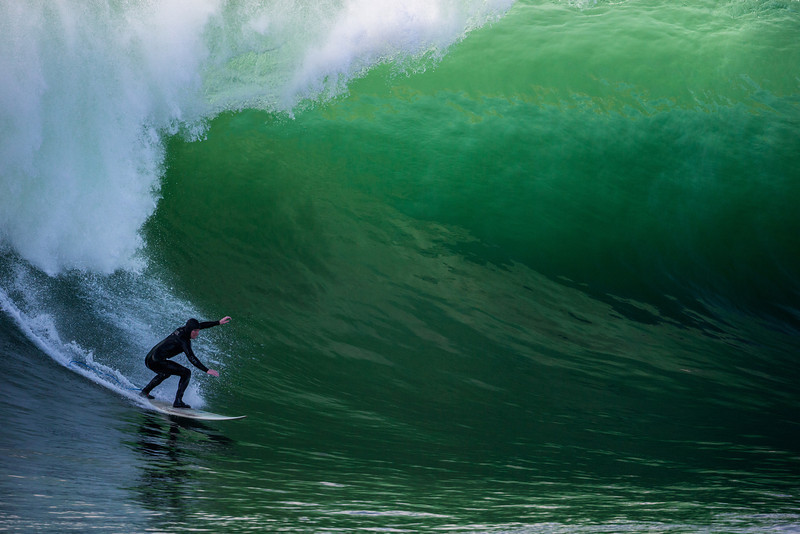 Big Wave Mavericks
