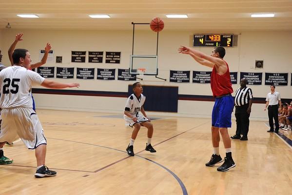 Jr. Prep Basketball at Amelia Academy