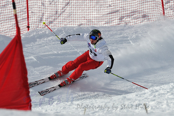 2009 BC Ski Cross Championships @ Red