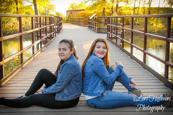 Mendez Girls - session 2