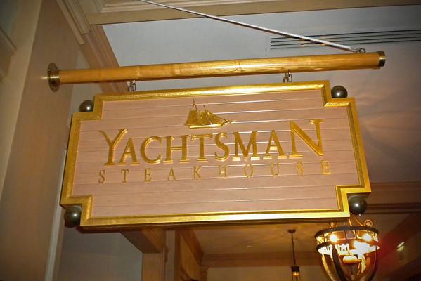 Yachtsman Steakhouse - IllumiNations