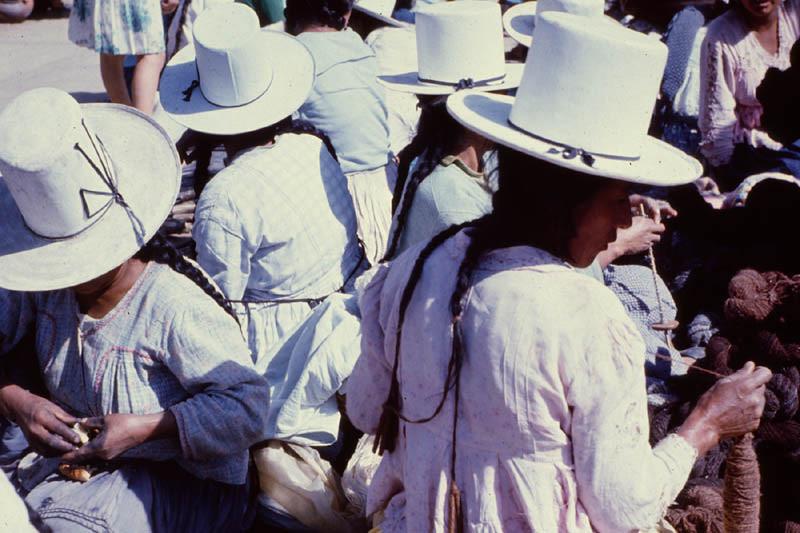 Cochabamba, Bolivia 1966