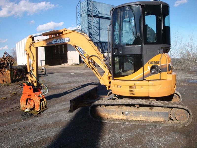 NPK C2D compactor on Case CX36B mini excavator.jpg