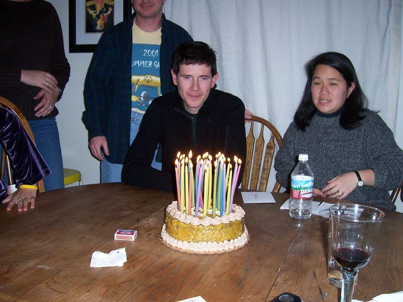 Eric's 112th Birthday