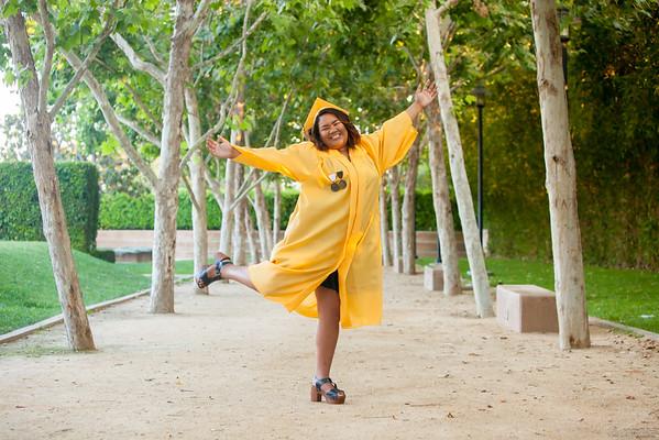 Angel-Lyn's Graduation Portraits