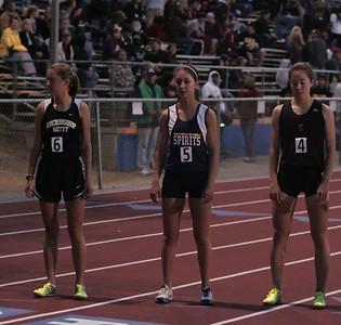 Girls 3200 Meter Finals