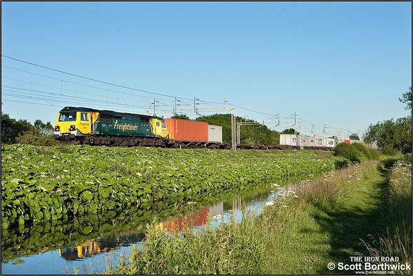 Class 70: Freightliner