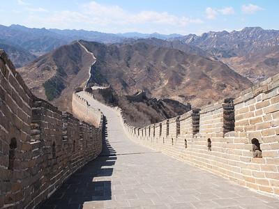 huanghua cheng great wall