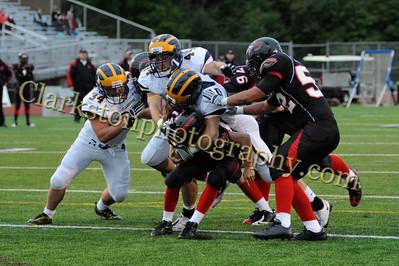 2011 Clarkston Varsity Football vs. Troy