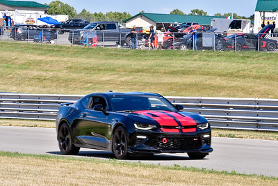 2020 SCCA July 29 Pitt Race Blk Camaro