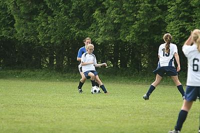 U14 Girls Essex United Energy vs Rutland SC