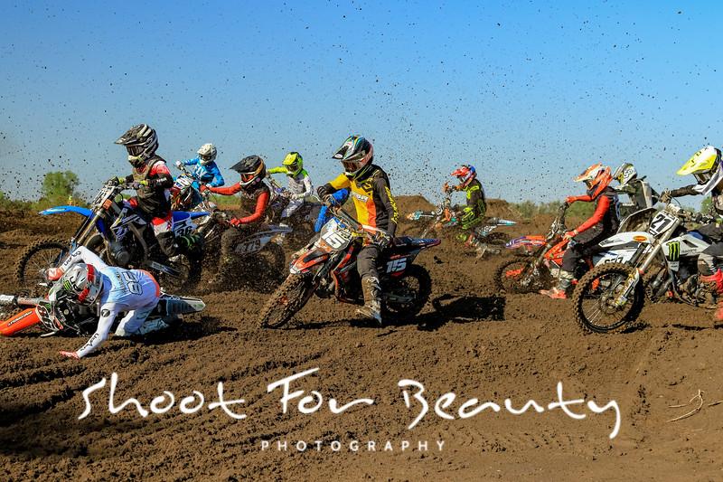Rider Plate 2 - Saturday Race