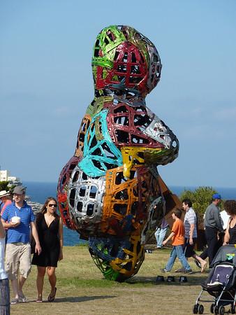 Sculpure By The Sea: Bondi Beach