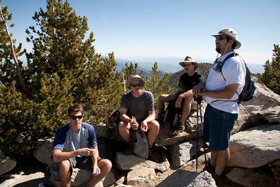San Jacinto Peak Raid