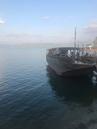 Day 2: Valley of the Doves, Sea of Galilee, Jordan River