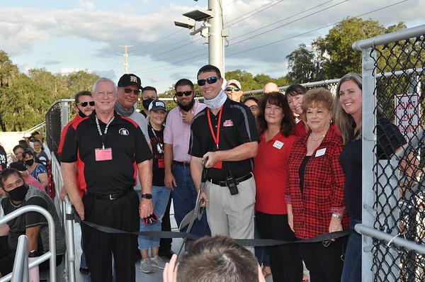 2020 - South Sumter High School Stadium Dedication Ceremony