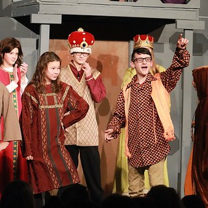 WCMS Fall Play