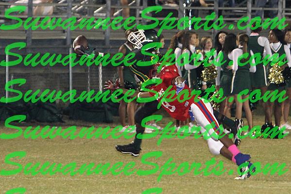Suwannee Middle School Football 2012