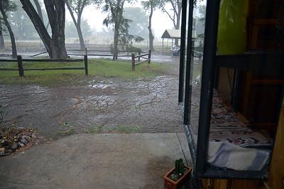 Rain July 12, 2013