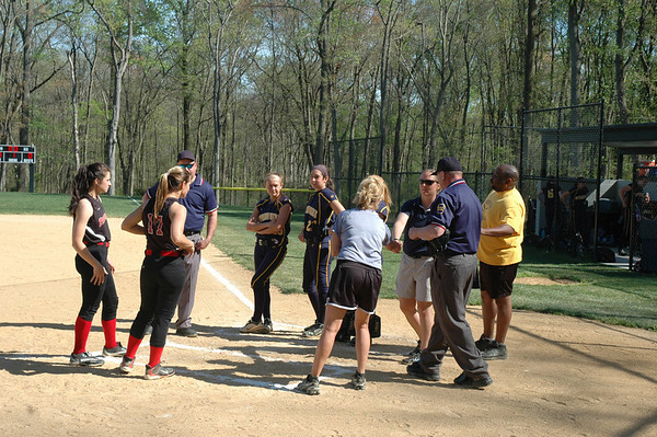 Softball: GA vs Springside Chestnut Hill Academy