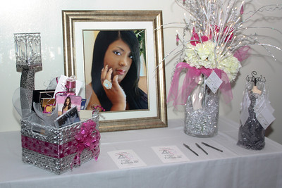 Shelitha's 40 and Fabulous Party- By MAC330