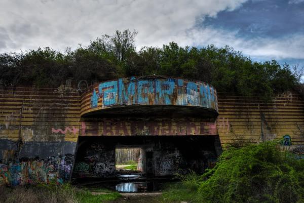 7-4-18 | Island Swamp Bunker