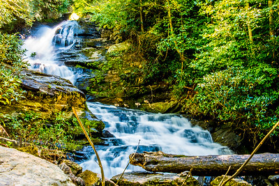 Mud Falls & Lakemont - 9-26-21