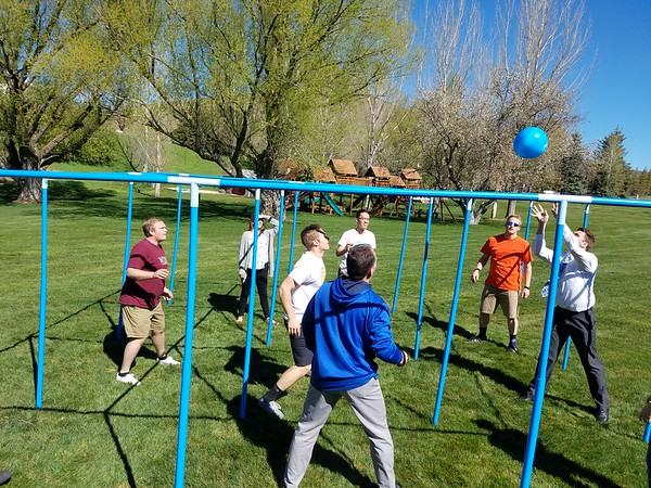 Training at the Barn 5-5-2017