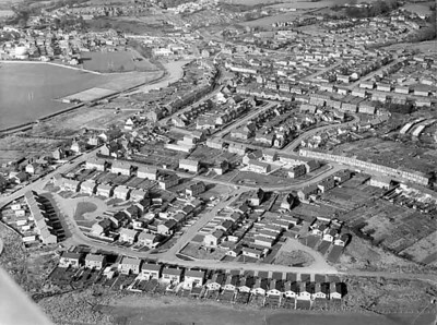 1971 Lydney From The Air