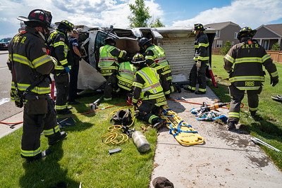 Cottonwood & Chambers Extrication