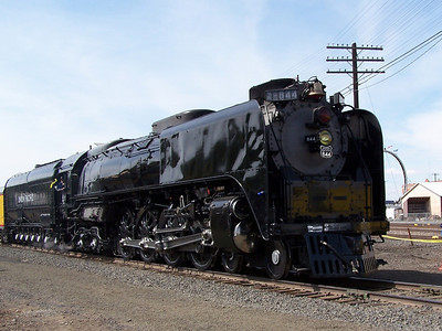 Union Pacific Locomotive 844