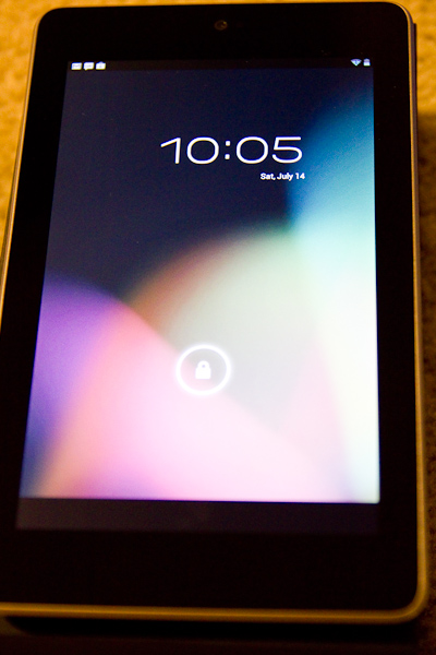 Habrahabr.ru: Nexus 7 — Unboxing