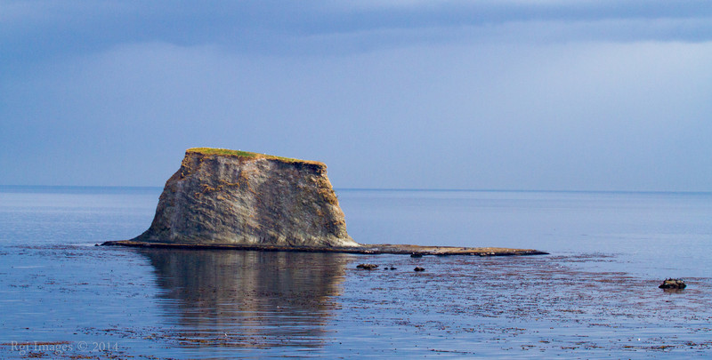 Sail Rock, Near Neah Bay.